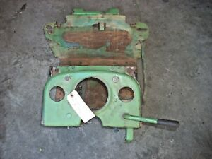 John Deere 1020 Tractor Instrument Panel Dash Ar66187 At24883