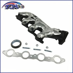 Exhaust Manifold Gasket Right Passenger For Chevy Gmc V8 Pickup