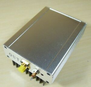 2mhz 80mhz 5w Rf Wideband Amplifiers Frequency Amplifier Power Amplifier 12v