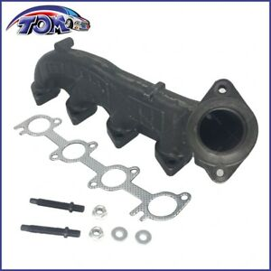 Exhaust Manifold Left For 1999 2004 Ford F 150 Expedition F 250 5 4l 674 460