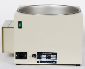 1000w Lab Digital Constant Temperature Water Bath 0 99 c 220v