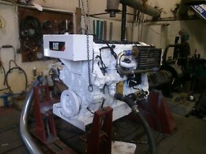 Caterpillar 3406e Marine Diesel Engines 400 To 800 Hp Also Long