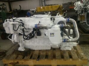 Cat Marine C 7 460 Hp And Complete C7 3126b Engines And Long Blocks