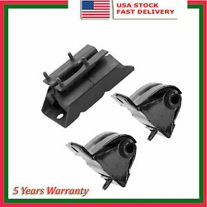 Engine Motor Trans Mount For 1987 1999 Jeep Cherokee Wagoneer 4 0l 2572 2 2625