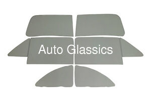 1949 1950 1951 Ford Business Or Club Coupe Flat Glass New Classic Auto Windows