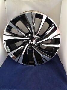 18x8 2016 16 Honda Accord Oem Factory Original Alloy Wheel Rim 64081