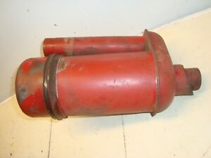 1955 Farmall 300 Utility Tractor Air Cleaner 350
