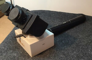 Leitz Wetzlar Laborlux S Microscope Head With Drawing Tube No Eyepieces