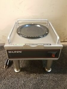 Bunn Rws1 Satellite Coffee Pot Warmer W Aux Port