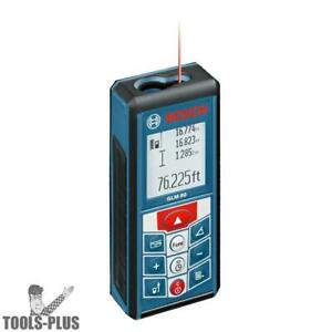Bosch Glm80 265 Class Ii 630 670 Nm Laser Distance Measure