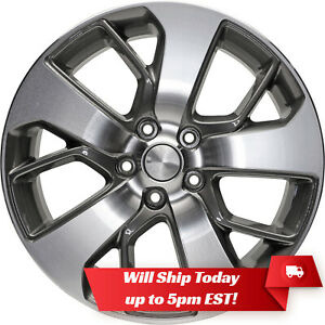Set Of 4 New 18 18x7 5 Replacement Wheels Rims For 2016 2018 Kia Optima 74733