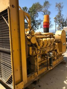 Caterpillar 3508 635kw Diesel Generator Set