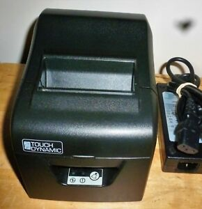 Touch Dynamic Pos Model A001 Pos Receipt Printer Pr tb4 e Ethernet lan Port