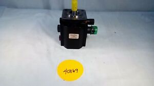 Concentric Replacement Pump For Mtd Log Splitters