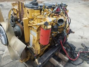 caterpillar C 7 Used Truck Engine Kal Prefix