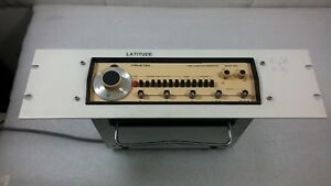 Wavetek Model 182a Function Generator
