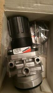 Camozzi C1202 r00 C Series Pressure Regulator Valve 16bar 1 2 Pneumatic