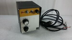 Bodine Ash 500 Dc Motor Speed Controller