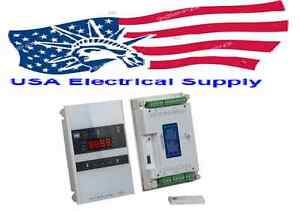 New Ats 22dc Transfer Switch Control Kit With Arness 480v