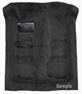 Black Carpet Molded Flooring Fits 1994 2001 Acura Integra 2dr 4dr