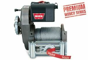 Warn 38631 M8274 50 Winch 8000lb Pull W 150ft Cable Jeep Truck Suvs