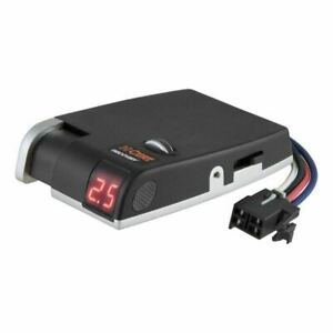Curt Discovery Electronic Trailer Brake Controller 51120