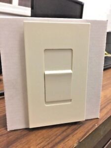 k Leviton Monet Slide Dimmer Mni10 10a almond Qty 4