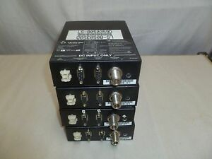 Four Metricom 20043 Scada 900 Mhz Radio Rs232 Multiple Lots Of 4 Available