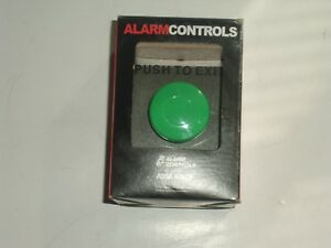 Alarm Controls Corp 1 5 Pneumatic Exit Button Ac ts14