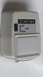 Avo Lm4 Vintage Lux Light Meter