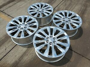 20 Chevy Camaro Ss Oem Staggered Wheels Rims Tires 2011 2012 2013 2014 2015