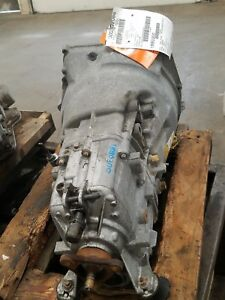 2002 Bmw 530i Manual Transmission Assembly 160 479 Miles 3 0 5 Speed