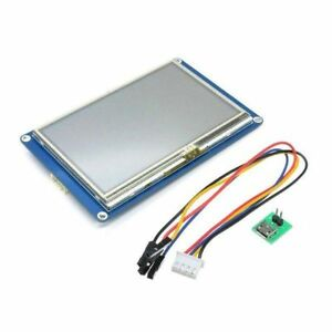 4 3 Inches Nextion Hmi Intelligent Smart Usart Uart Serial Touch Tft Lcd Module