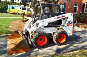Bobcat S150 Skid Steer Loader Low Hours Fully Serviced 46hp 1987hrs One Owner