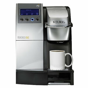 Keurig K3000se Automatic Commercial Coffee Machine New Edition