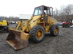 Case W14b Wheel Loader Works Mint Video Cummins 5 9 W14 4x4