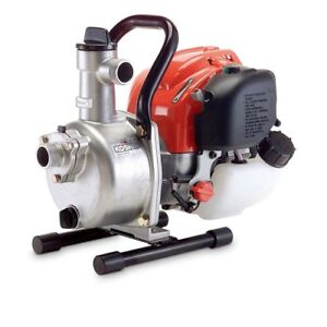 Koshin Seh 25l Centrifugal Clear Water Pump 1 Inch 1hp 25cc Honda Engine