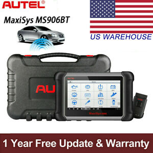 Autel Maxidiag Md805 All System Obd2 Code Scanner Abs Srs Engine Epb Bms Tpms