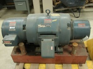 General Electric Triclad Generator Set Control Cabinet 30 Hp
