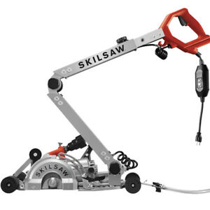 Skil Spt79a 10 7 Medusaw Walk behind Worm Drive Saw For Concrete New