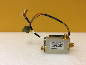 Eip 2010265 Dc To 18 Ghz Sma f Directional Coupler 2020190 01 Board Assy