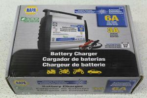 Napa Automatic Eco Friendly Battery Charger Brand New Factory Seal Msrp 62 99