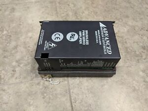 Advanced Motion Controls Brushless Pwm Servo Amplifier Be25a20acg inv