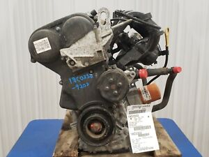 2012 Ford Fiesta 1 6 Engine Motor Assembly 96 744 Miles No Core Charge