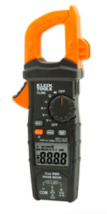 Ac Dc Digital Clamp Meter 600 Amp Ac True Rms Auto Multimeter Current Tester