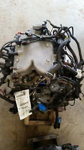 2006 Chevy Impala 3 5 Engine Motor Assembly 258 743 Miles Lze No Core Charge