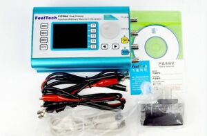 12mhz Arbitrary Waveform Dual Channel Signal Generator Frequency Counter 200msa