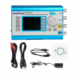 20mhz Arbitrary Waveform Dual Channel Signal Generator 200msa Frequency Counter