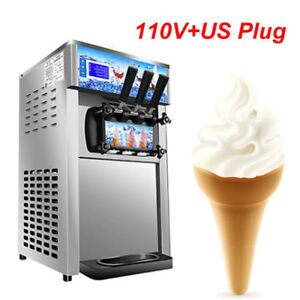 Safe Diy Ice Cream Machine Cold drink Shop Children Diy Ice Cream Making Machine