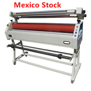 Mexico Stock 63 Master Mounting Semi auto Wide Format Cold Laminator